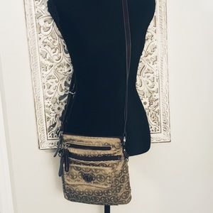 Vintage Giani Bernini crossbody bag